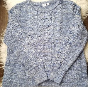 Gap cable sweater